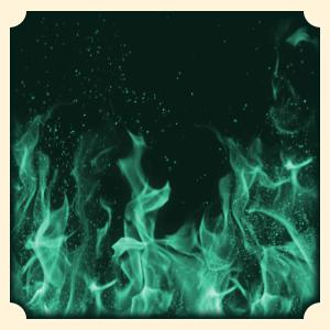 Ogień sennik