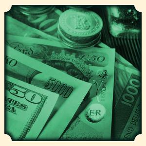 Pieniądze sennik