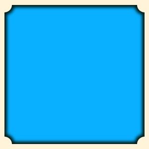 Niebieski kolor sennik