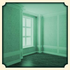 Sennik nowy pusty pokój