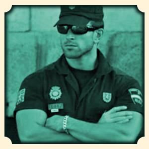 Sennik policjant
