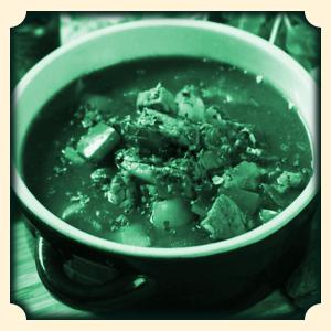 Zupa sennik