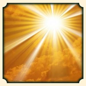 Słońce sennik